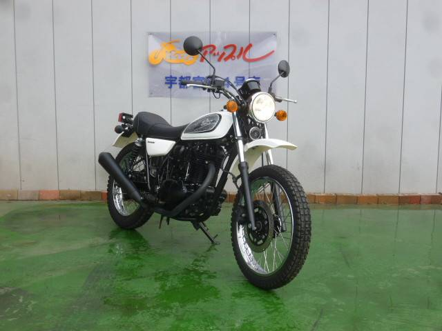 カワサキ 250TR FI ノーマルの画像(栃木県