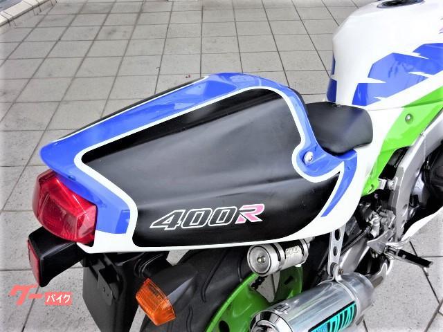 カワサキ ZXR400Rの画像(栃木県