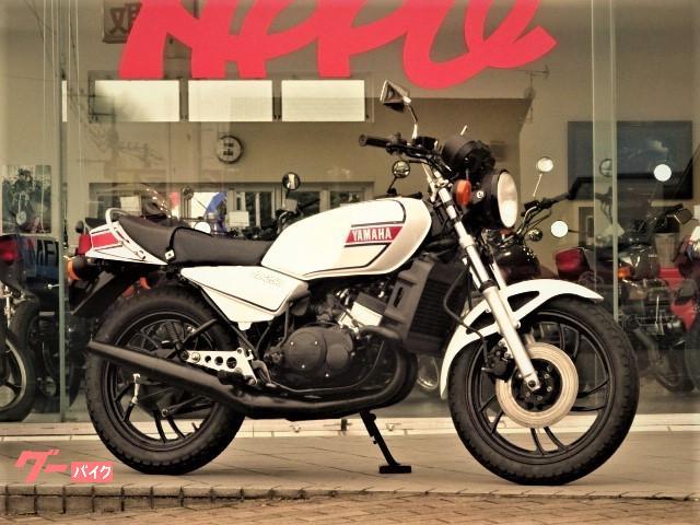 RZ250初期型