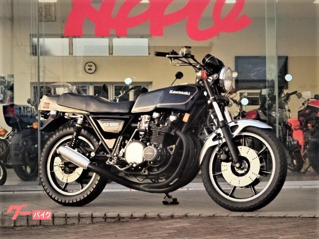 Z1000MKII 1980年モデル CRキャブ モナカ管他