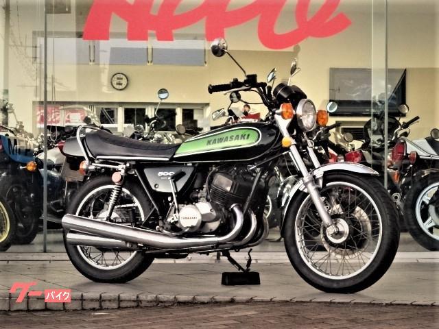 500SS 逆車 1973年モデル H1D