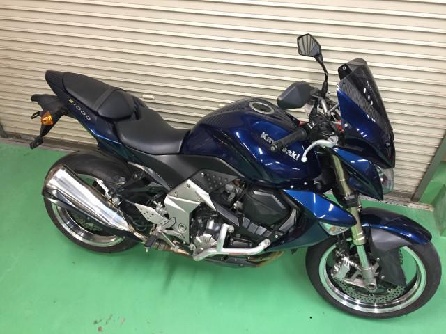 カワサキ Z1000の画像(茨城県