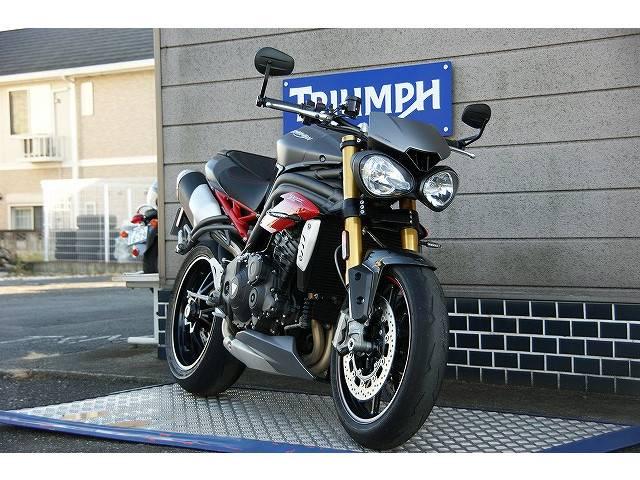 TRIUMPH スピードトリプルRの画像(群馬県
