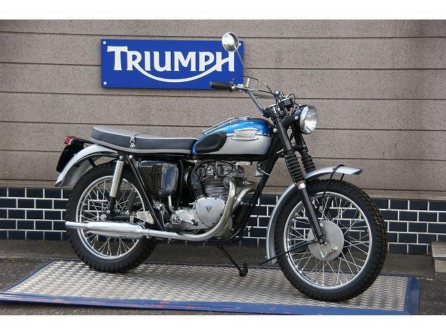 TRIUMPH TRIUMPH・他車種 T100SCの画像(群馬県