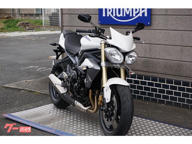 TRIUMPH ストリートトリプル85の画像(群馬県