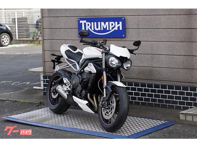 TRIUMPH ストリートトリプルRSの画像(群馬県