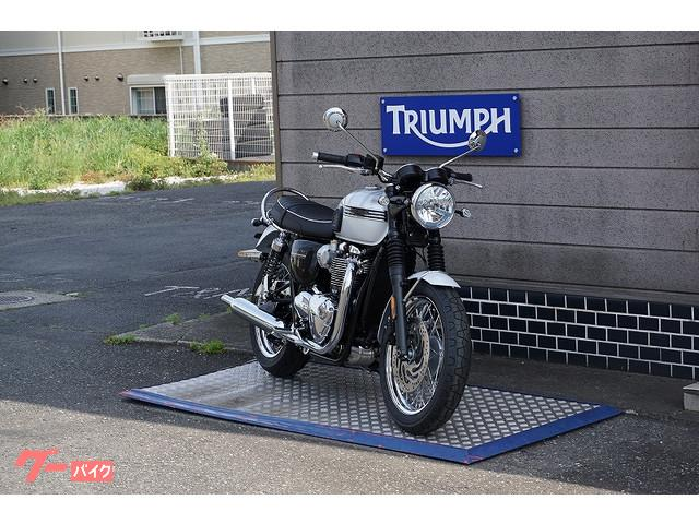TRIUMPH ボンネビルT120 Diamondの画像(群馬県