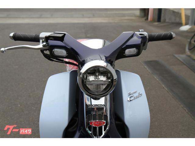 ホンダ スーパーカブC125の画像(茨城県