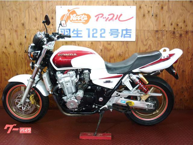 ホンダ CB1300Super Four  キャブレター最終型 ノジマフルエキマフラーの画像(埼玉県