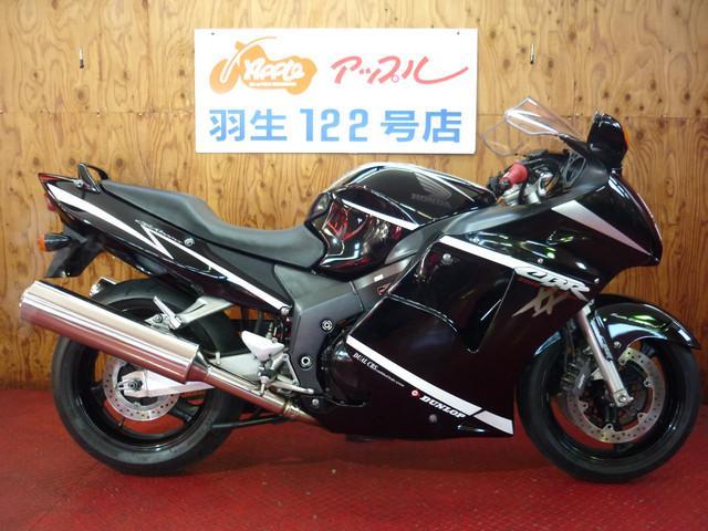 ホンダ CBR1100XX カスタムブラックカラーの画像(埼玉県