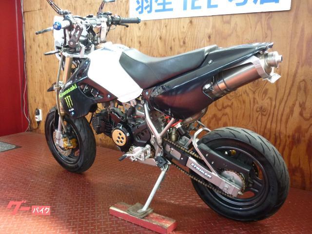 カワサキ KSR110 ストライカーマフラー 油圧クラッチ仕様の画像(埼玉県