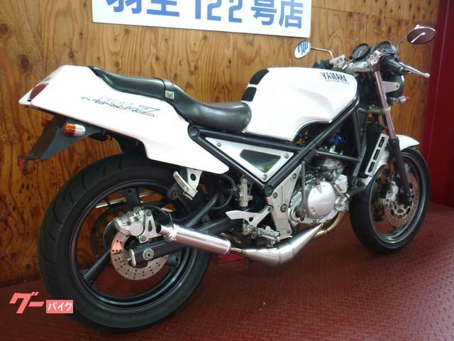 ヤマハ R1-Z パールホワイト クロスチャンバー ETCの画像(埼玉県
