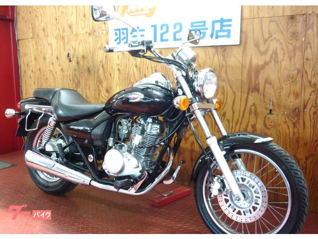 カワサキ エリミネーター125 ブラックカラー ノーマルの画像(埼玉県