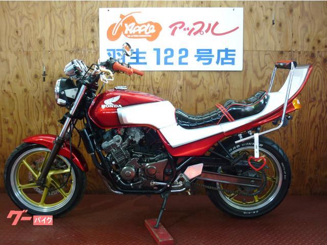 ホンダ JADE CBXカラー UPハン スリムショート管の画像(埼玉県