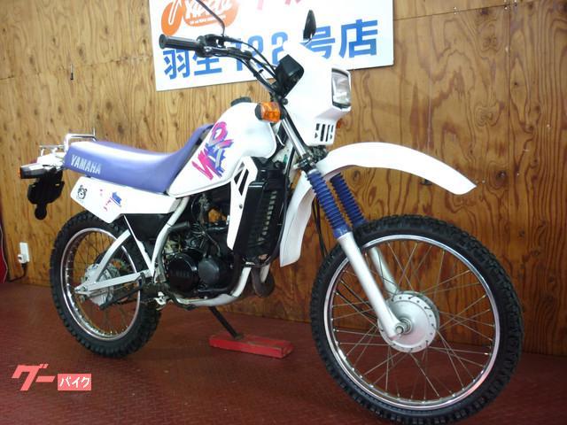 ヤマハ DT50 ノーマル フルサイズ 2ストエンジンの画像(埼玉県
