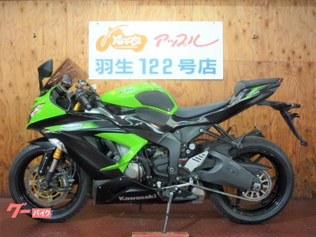 カワサキ Ninja ZX-6R ETCの画像(埼玉県