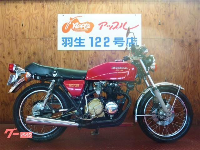 CB400F(408cc) 国内新規登録車 ヨンフォア