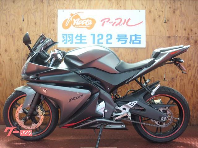 ヤマハ YZF-R125 WRSマフラーの画像(埼玉県