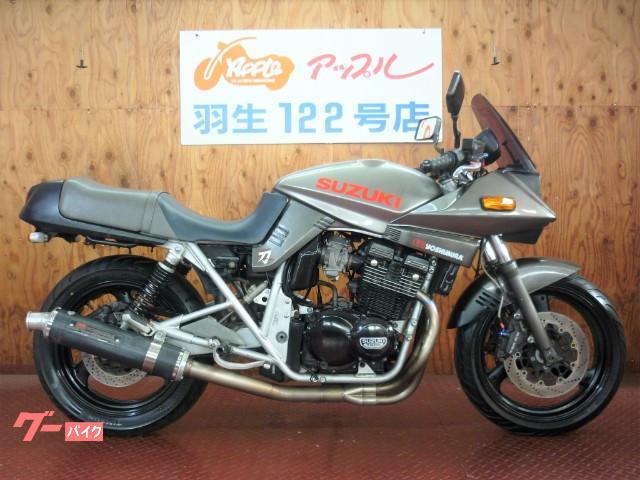 GSX400S KATANA ヨシムラフルエキマフラー