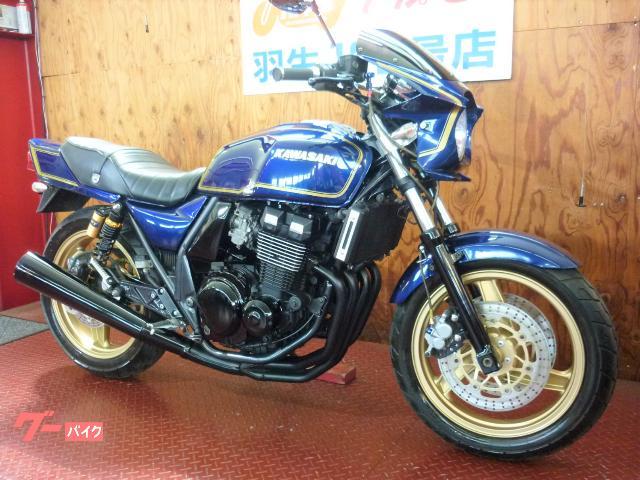 カワサキ ZRX400-II MK-IIカラー ビキニカウルの画像(埼玉県