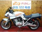 スズキ GSX250S KATANA シルバー 社外リヤショックの画像(埼玉県