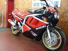 スズキ GSX-R1100 ヨシムラマフラー 油冷エンジン K型の画像(埼玉県