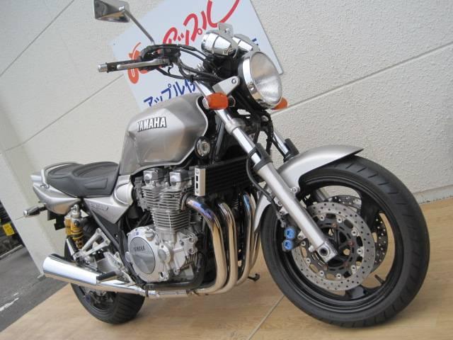 ヤマハ XJR1300 ノーマルの画像(群馬県