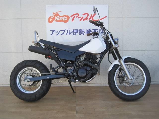 ヤマハ TW200E ロンスイカスタムの画像(群馬県