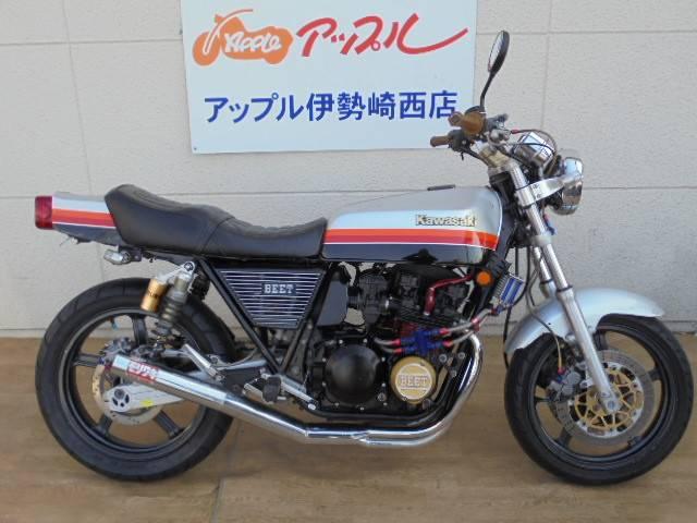 カワサキ Z400FX マフラー オイルクーラーの画像(群馬県