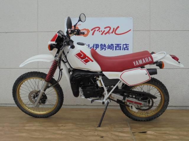 ヤマハ DT200R 1型 2LR YZカラーの画像(群馬県