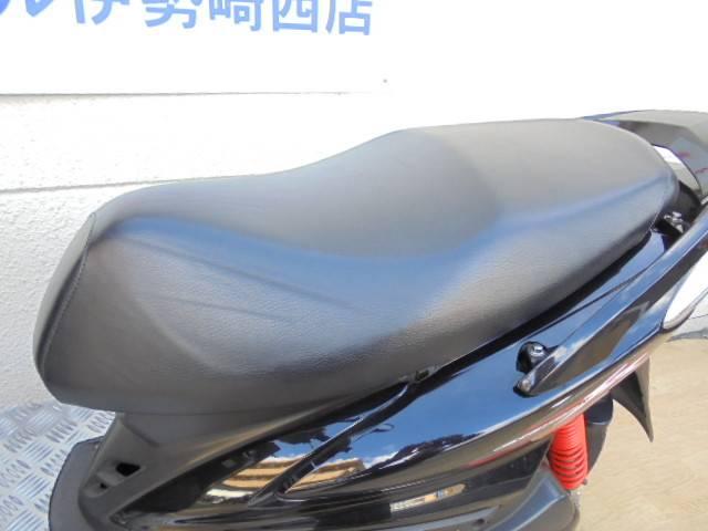 ヤマハ シグナスX SR グリップヒーター フロントスクリーン付の画像(群馬県