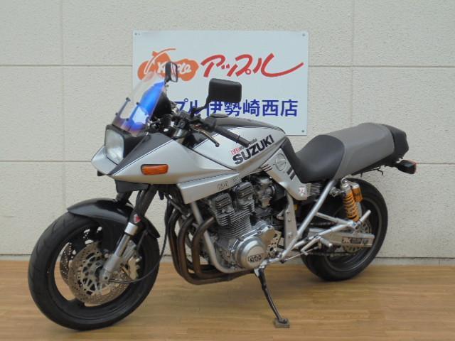 スズキ GSX1100S KATANA 倒立フォークカスタム多数の画像(群馬県