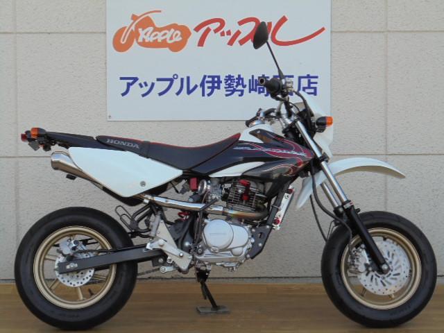 ホンダ XR100 モタードの画像(群馬県