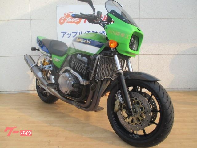 カワサキ ZRX1100 ノジマフルエキ 前後ゲイル ブレンボの画像(群馬県