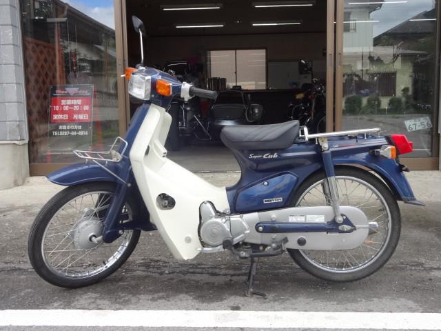 ホンダ スーパーカブ50DXの画像(栃木県