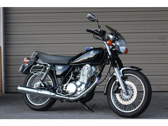 ヤマハ SR400 ヤマハブラックの画像(栃木県