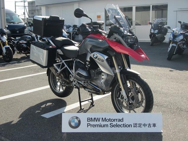 BMW R1200GSの画像(群馬県