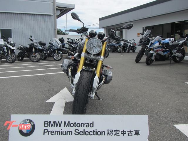 BMW R nineT 認定中古車の画像(群馬県