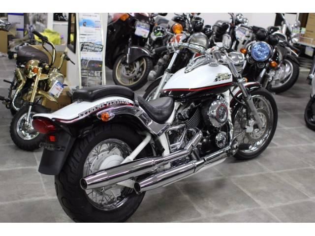 ヤマハ ドラッグスター400 エクストリームVerの画像(北海道
