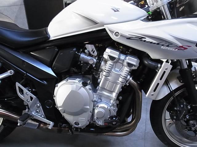 スズキ Bandit1250Sの画像(北海道