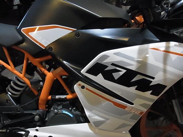 KTM RC250の画像(北海道