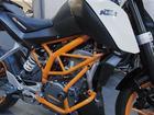 KTM 390デュークの画像(北海道