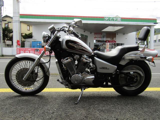 ホンダ スティード400VSEの画像(北海道