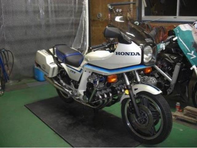 ホンダ CBX1000の画像(北海道