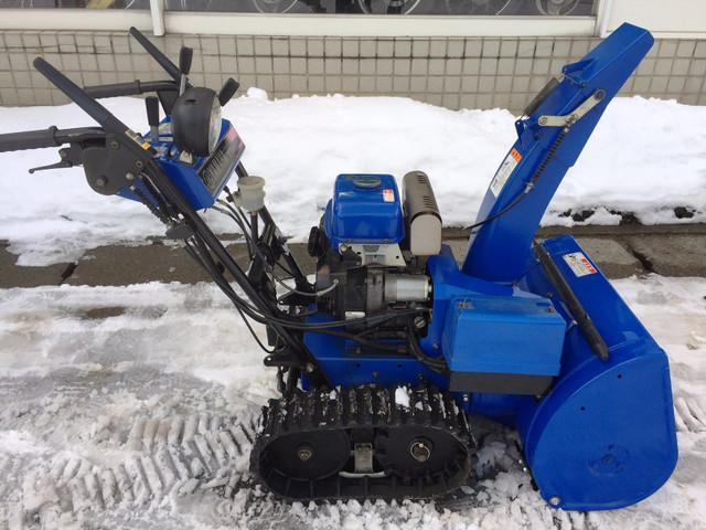 除雪機 除雪機 ヤマハ YT660EDの画像(北海道