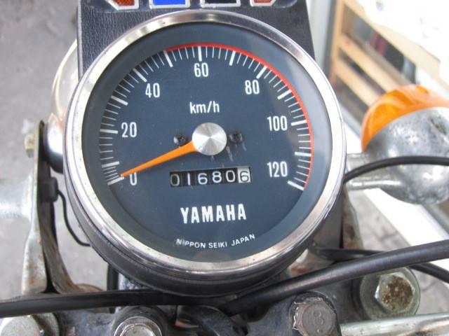 ヤマハ YB90の画像(北海道