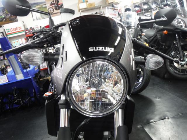 スズキ SV650Xの画像(北海道