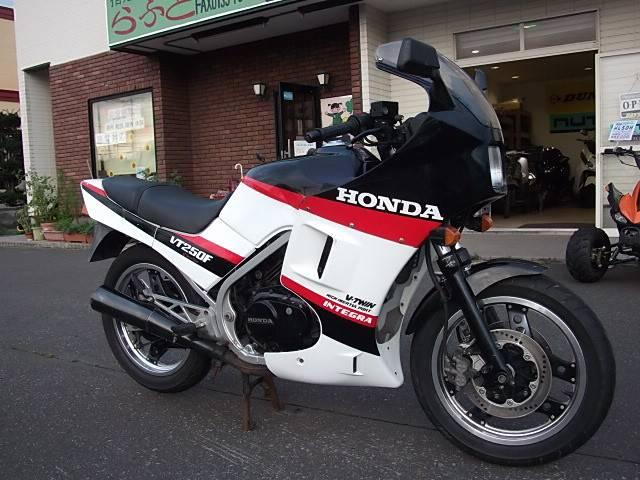 ホンダ VT250Fインテグラの画像(北海道