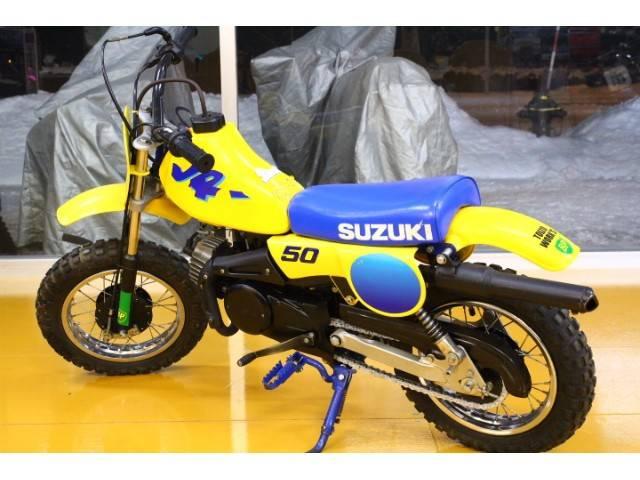 スズキ JR50の画像(北海道