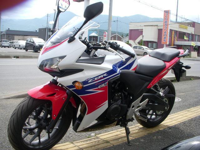 ホンダ CBR400Rの画像(北海道